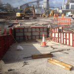 Wedge Pit, Aggregate Industries