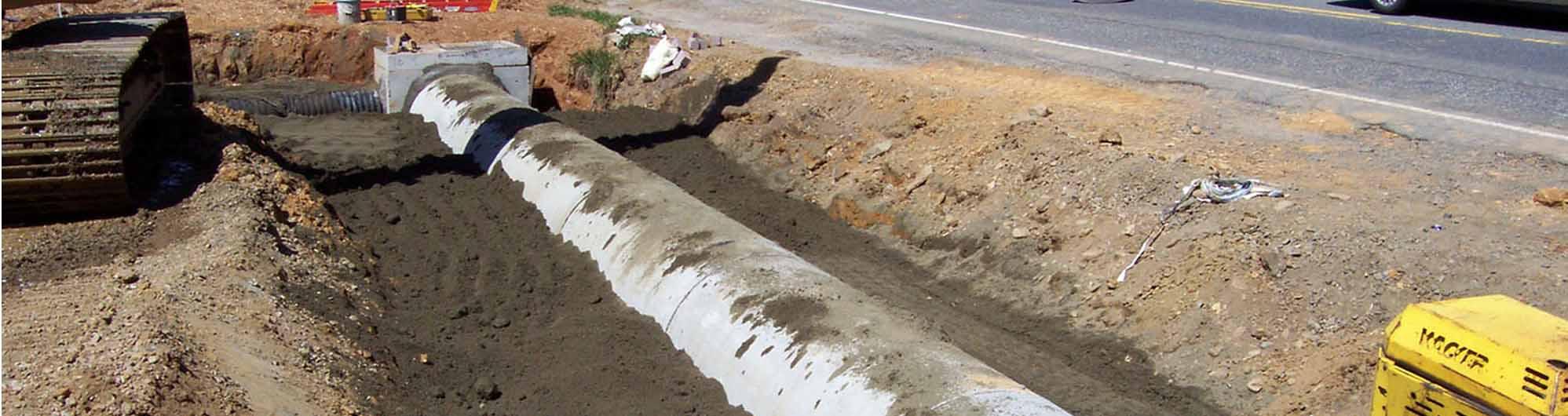 Drainage & Utilities