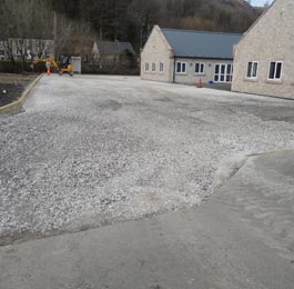 Roadways and Car Parks