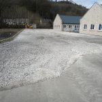 Parking Area, Geesons, Middleton by Wirksworth