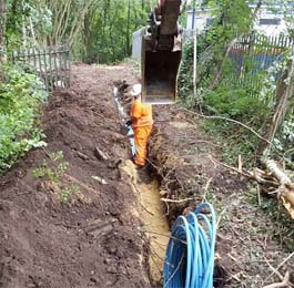 DRAINAGE AND SERVICES