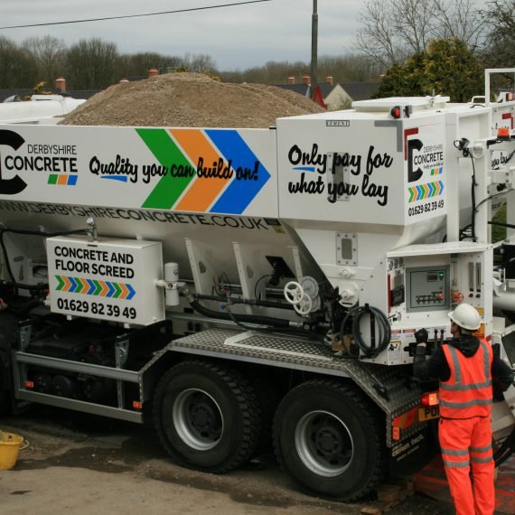 ready mix concrete bakewell