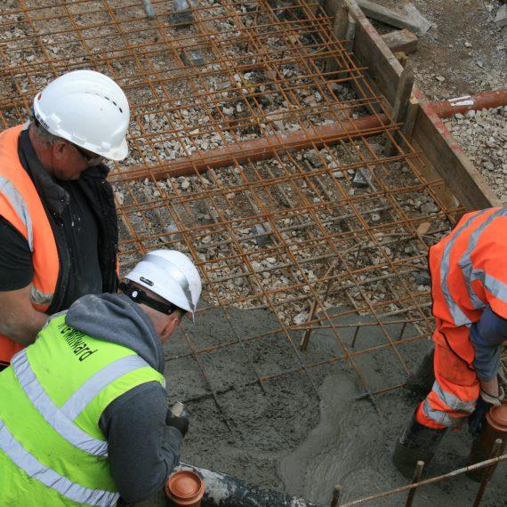 ready mix concrete ashbourne